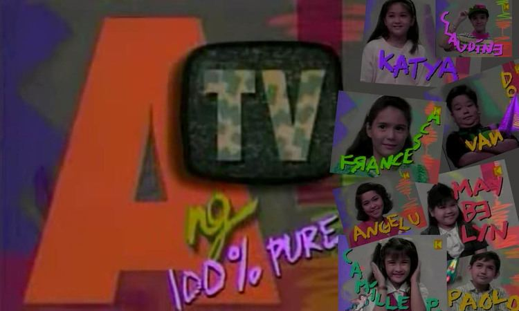 Ang TV Retro Pilipinas Ang TV ABSCBN 9039s YouthOriented Variety Gag Show