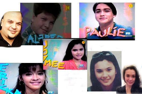 Ang TV Ang TV Gimik and Gmik stars where are they now Celeb Life