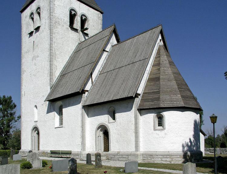 Anga Church, Gotland