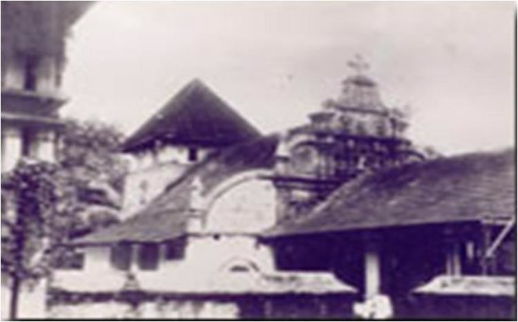 Angamaly in the past, History of Angamaly