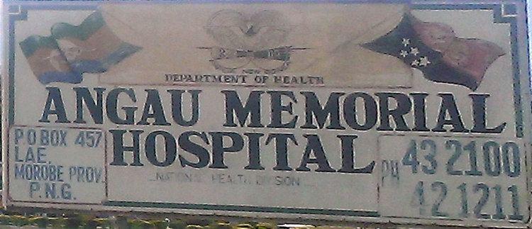ANGAU General Hospital