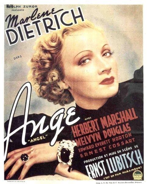 Angel (1937 film) Angel Ernst Lubitsch 1937 Movie classics