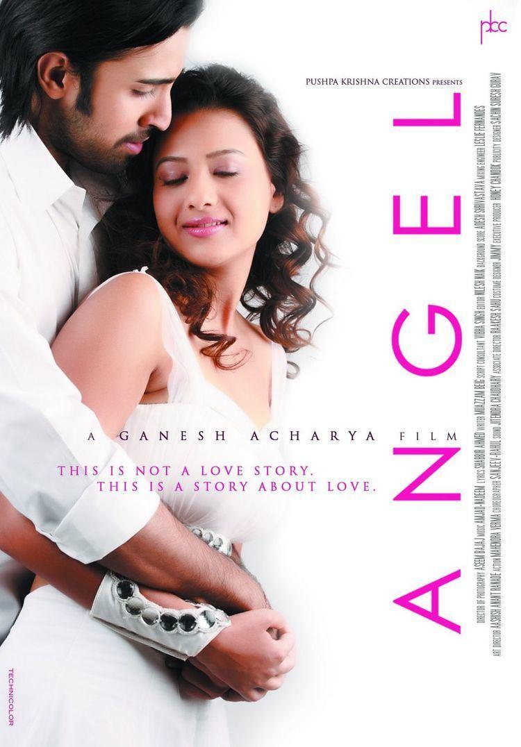 Angel (2011 film) Angel Movie Poster 4 of 7 IMP Awards
