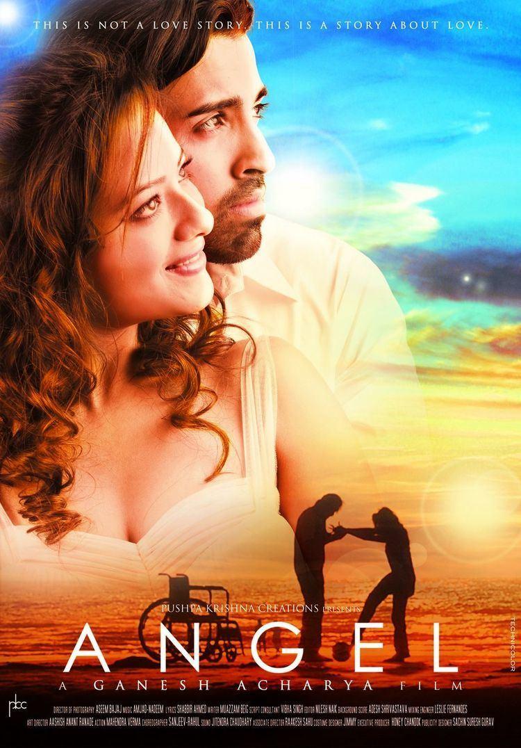 Angel (2011 film) Angel Movie Poster 2 of 7 IMP Awards