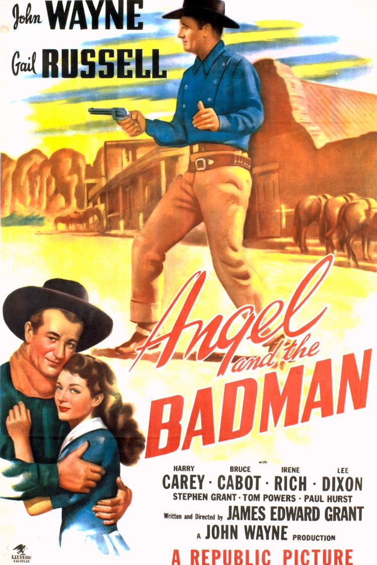 Angel and the Badman wwwgstaticcomtvthumbmovieposters10557p10557