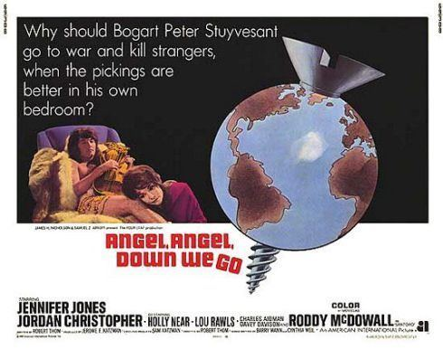 Angel, Angel, Down We Go Angel Angel Down We Go aka Cult of The Damned 1969 The Last Drive In