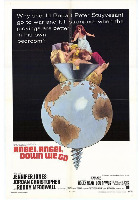Angel, Angel, Down We Go imgmoviepostershopcomangelangeldownwegomov