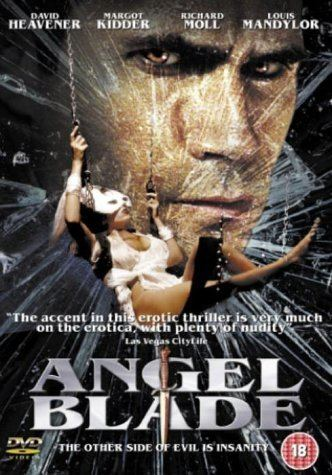Angel Blade (film) Amazoncom Angel Blade David Heavener Marc Singer Margot Kidder