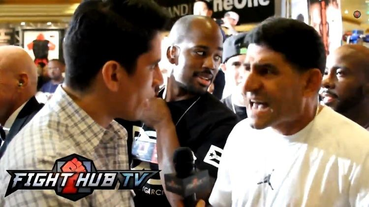 Angel Garcia Angel Garcia goes once again after questions about Danny