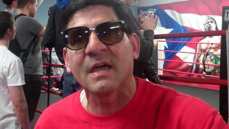 Angel Garcia Angel Garcia Peterson couldn39t beat Danny on Danny39s