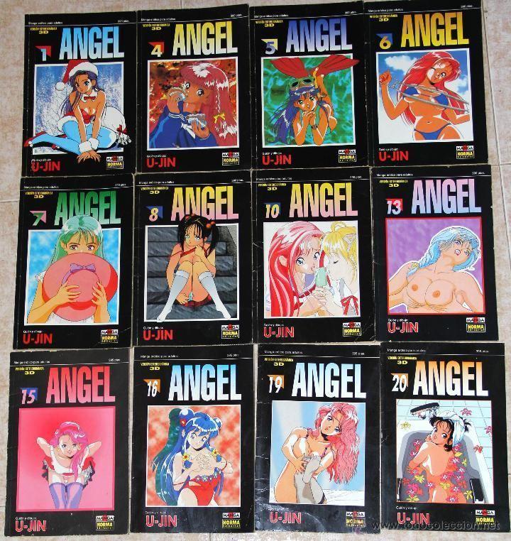 Angel (manga) cloud10todocolecciononlinecomicsmangatc2015