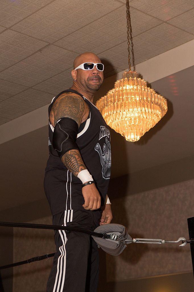 Angel Medina (wrestler) FilePro wrestler Angel Medinajpg Wikimedia Commons