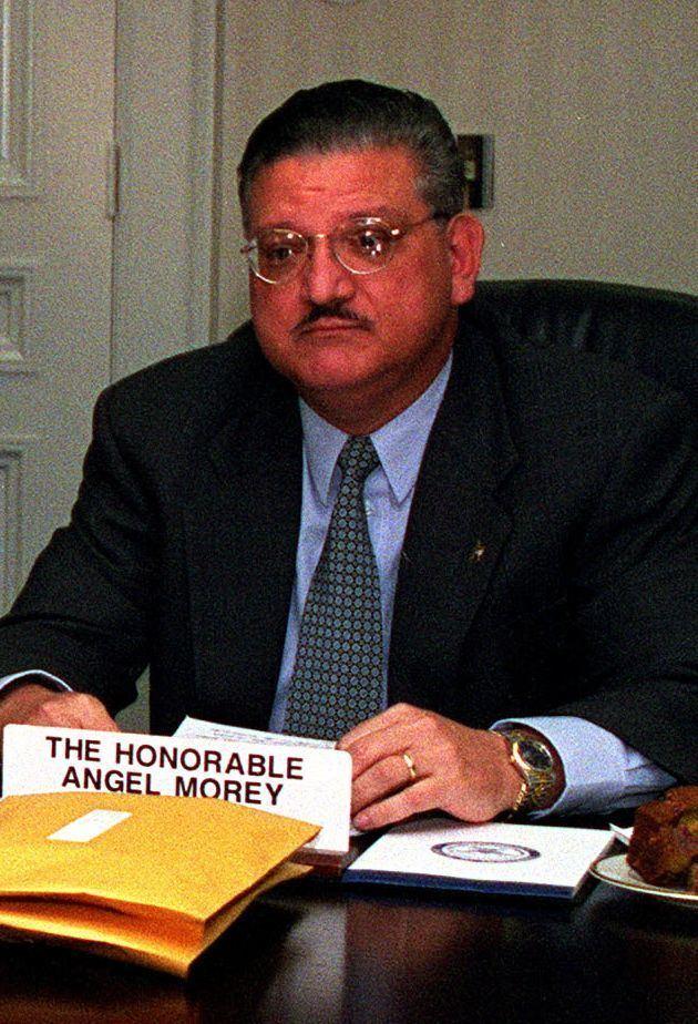 Angel Morey