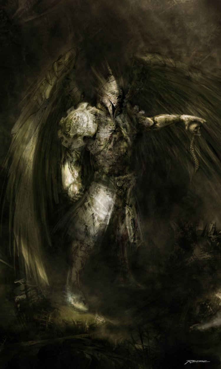 Angel of Destruction angel of destruction by ramtraz on DeviantArt