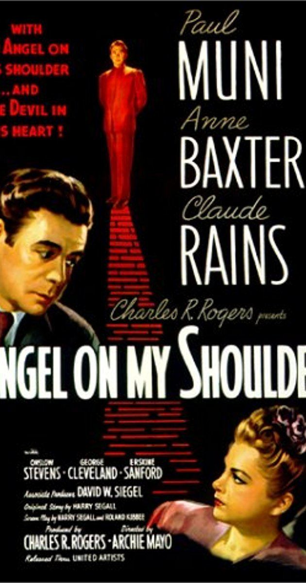 Angel on My Shoulder (film) Angel on My Shoulder 1946 IMDb