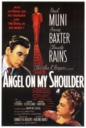 Angel on My Shoulder (film) Angel on my Shoulder 1946 Orphaned Entertainment