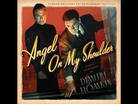 Angel on My Shoulder (film) Angel on My Shoulder 1946 FULL MOVIE Starring Claude Rains Anne