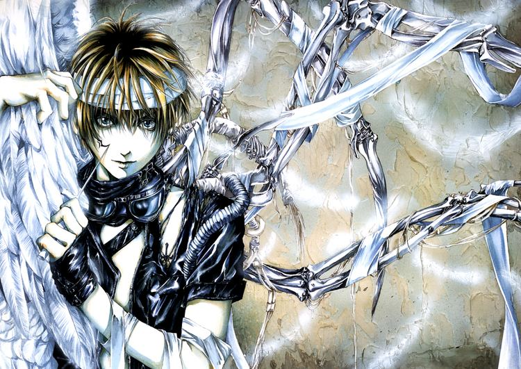 Angel Sanctuary 1000 images about angel sanctuary on Pinterest Manga Posts and