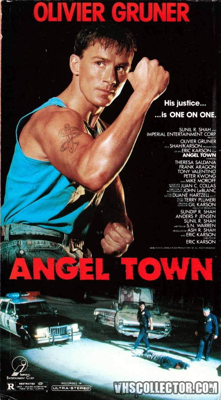 Angel Town (film) Angel Town VHSCollectorcom Your Analog Videotape Archive