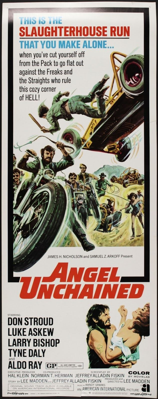 Angel Unchained Soresport Movies Angel Unchained 1970 Action Bikers