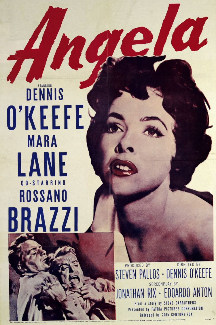 Angela (1955 film) wwwgstaticcomtvthumbmovieposters39069p39069