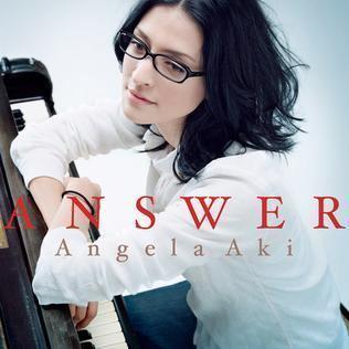 Angela Aki Answer album Wikipedia the free encyclopedia