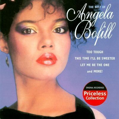 Angela Bofill The Best of Angela Bofill Collectables Angela Bofill