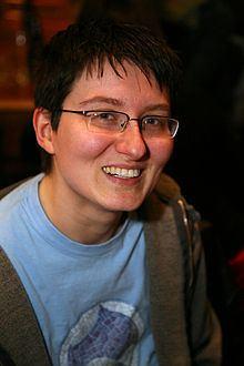 Angela Byron httpsuploadwikimediaorgwikipediacommonsthu