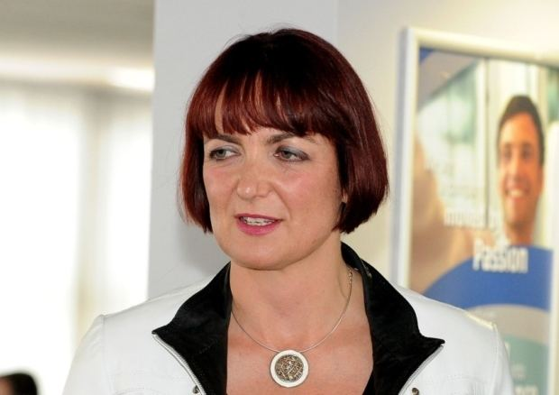 Angela Constance SNP MSP Angela Constance makes live TV gaffe The Scotsman