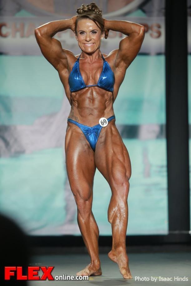 Angela Debatin Angela Debatin 2013 Tampa Pro Women39s Bodybuilding