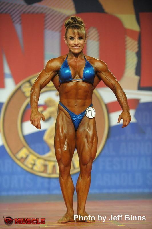 Angela Debatin Rx Muscle Contest Gallery