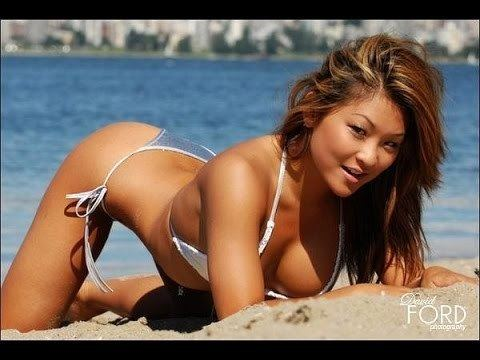 Angela Fong What to Drink to stay Healthy with Wrestling Diva Angela fong YouTube