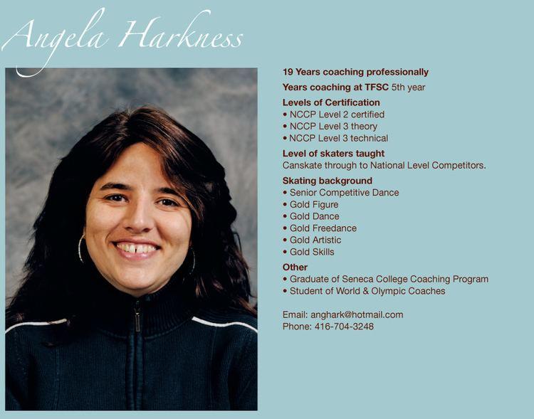 Angela Harkness Angela Harkness JungleKeycom Wiki