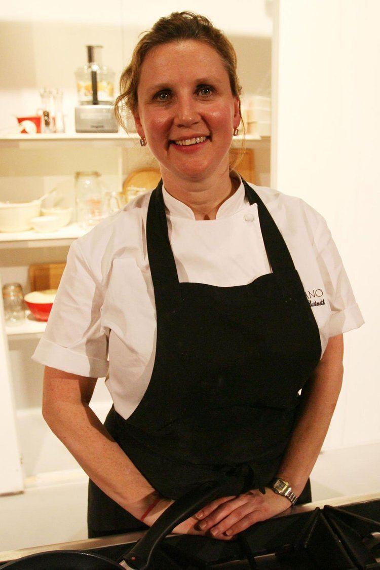 Angela Hartnett Angela Hartnett goes back to the start with restaurant at