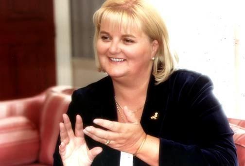 Angela Kerins Profile Angela Kerins chief executive of Rehab