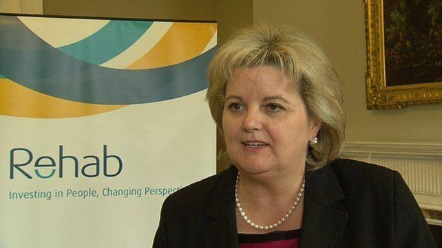 Angela Kerins Rehab CEO paid annual salary of 240000 RT News