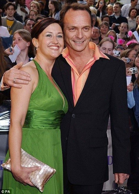 Angela Lonsdale EastEnders star Perry Fenwick splits from actress wife