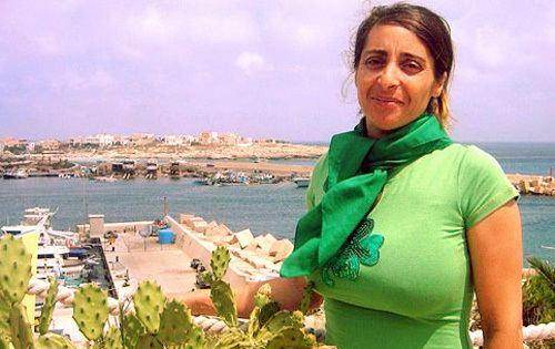 Angela Maraventano Lampedusa Maraventano lega nord potrebbe tornare in