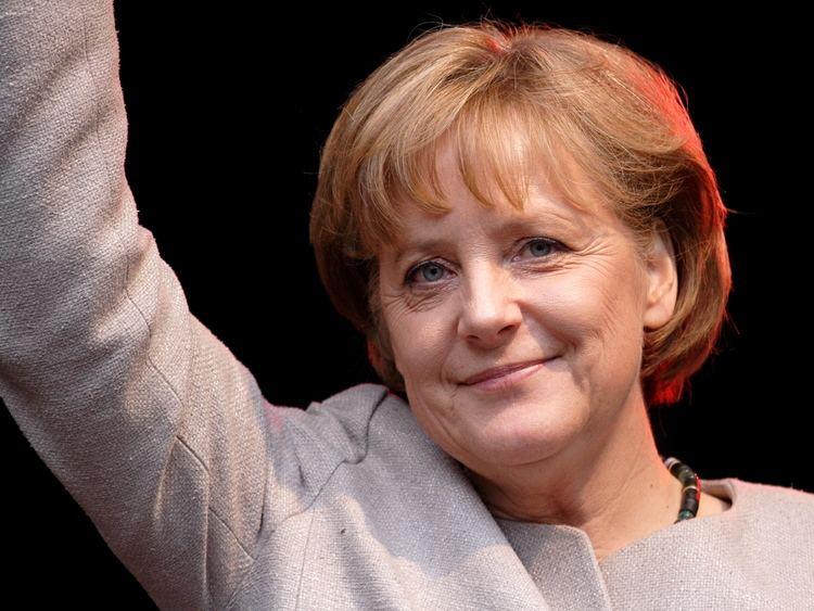 Angela Merkel Angela Merkel Wikipedia the free encyclopedia
