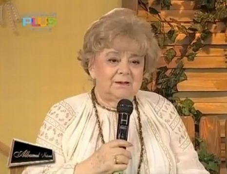 Angela Moldovan A murit Angela Moldovan Evz Monden