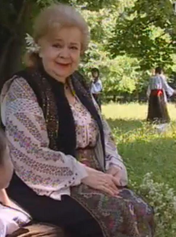 Angela Moldovan ntlniri cu istoria pe drumurile cntecului Angela Moldovan