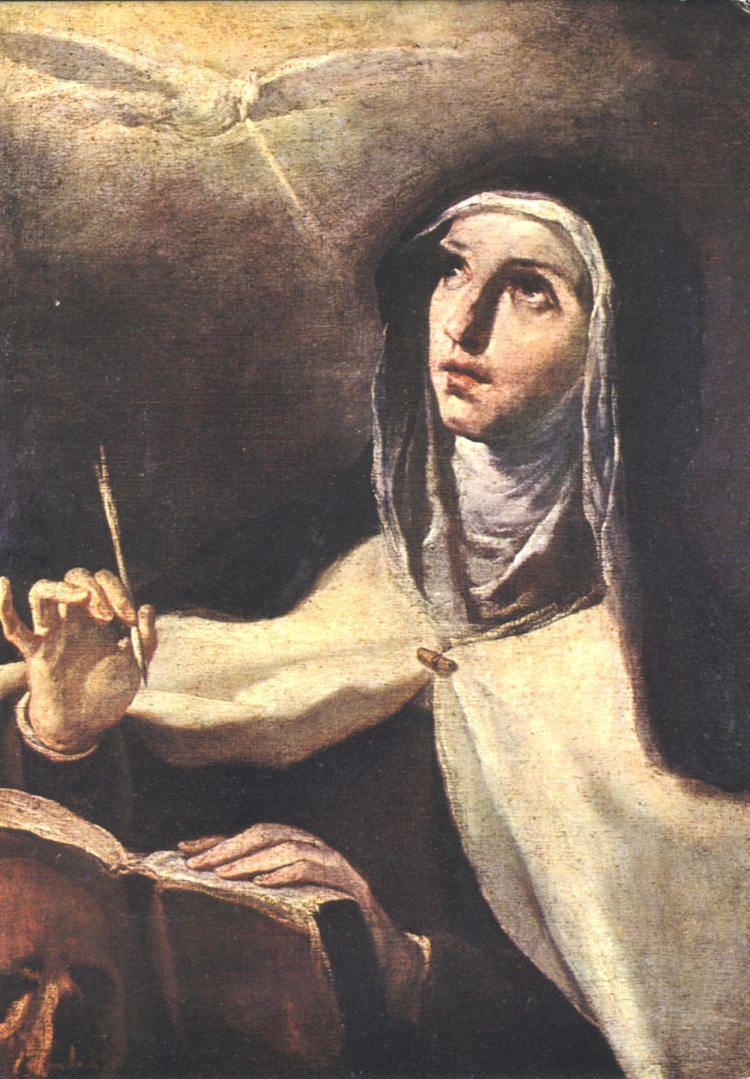 Angela of Foligno Readings amp Reflections Friday after Epiphany St Angela