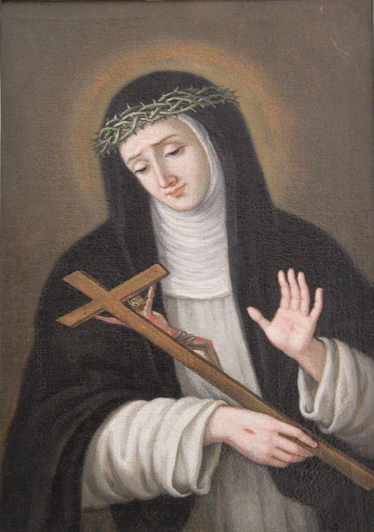 Angela of Foligno wwwchiesacattolicait S Angela da Foligno