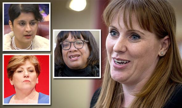 Angela Rayner One rule for them Labours Angela Rayner squirms over antigrammar