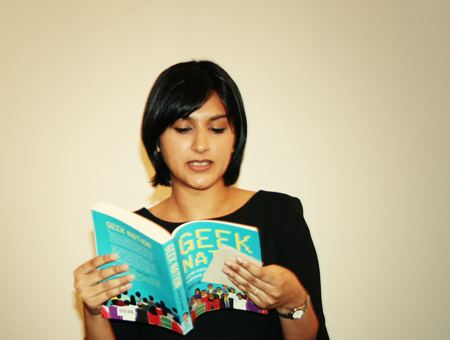 Angela Saini Geek Nation Book Review