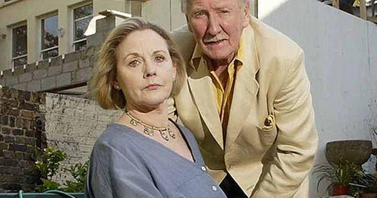 Angela Scoular Leslie Phillipss wife Angela Scoular a former Bond girl in