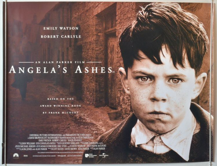 Angela's Ashes (film) Angelas Ashes Our Movie Talk Movie Reviews Pinterest Ash