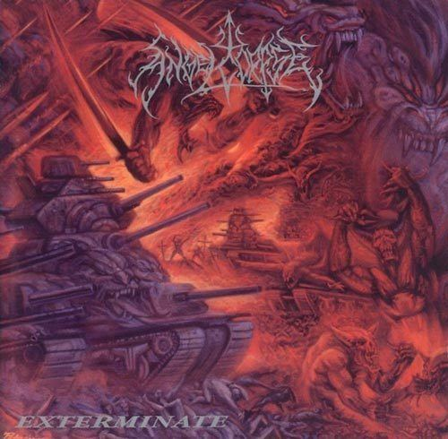 Angelcorpse Angelcorpse Exterminate Encyclopaedia Metallum The Metal Archives