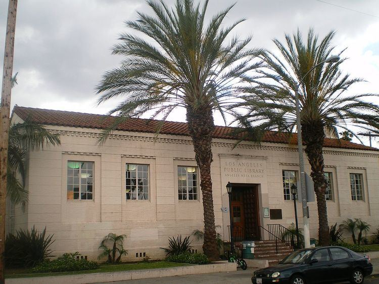 Angeles Mesa Branch Library, Los Angeles