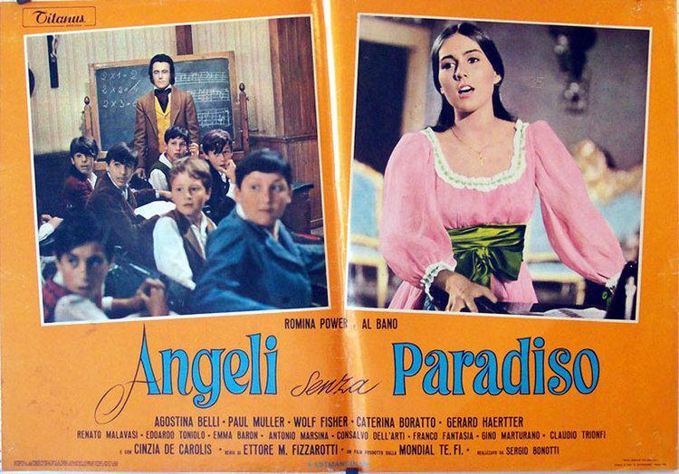 Angeli senza paradiso ANGELI SENZA PARADISO MOVIE POSTER ANGELI SENZA PARADISO MOVIE